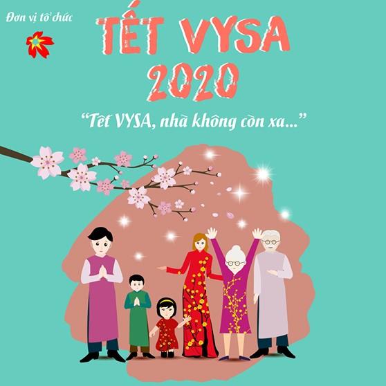2020年1月4日(土) 在日ベトナム学生青年協会「VYSA旧正月祭」@東京国際交流館